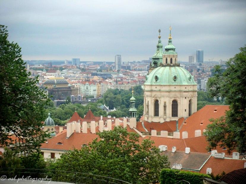 Good Morning Prague!