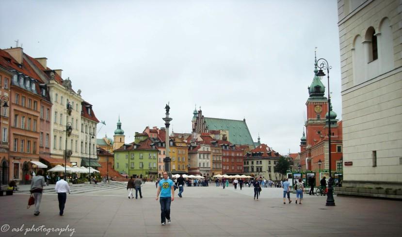 Wondrous Warsaw