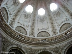 the dome of the stable