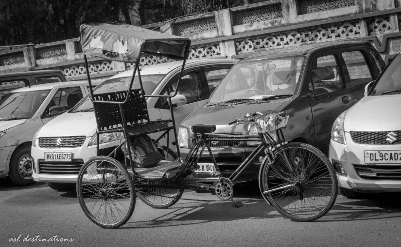 Streets Of India…